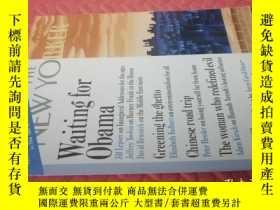 二手書博民逛書店the罕見New yorker JAN 12,2009(英文原版)( 如圖)Y281694 出版2009