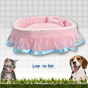 點點蕾絲花邊絨毛寵物睡床.寵物窩.寵物床.狗睡墊.貓睡墊.寵物睡墊.狗床.便宜.推薦哪裡買專賣店
