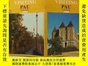 二手書博民逛書店visiting罕見pau 來訪的加索爾 e12-4Y22539