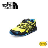 【The North Face 男 越野跑鞋《酸性黃/黑》】CCN7/運動/野跑
