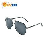 UV100 防曬 抗UV Polarized太陽眼鏡-飛行員款