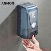 給皂機 免打孔泡沫皂液器泡沫給皂器塑料壁掛式廚房洗手液盒瓶 2色