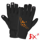 EX2 觸控防滑彈性保暖手套 共4色 【2282832839】