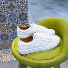 春季新品街拍平底小白鞋女韓國韓國夏季透氣板鞋百搭基礎白鞋『鹿角巷』