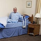 床扶手老人孕婦起身架起身扶手 床邊護欄床上扶手床欄桿起身板 NMS小明同學