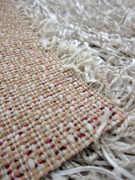 【范登伯格】鑽石☆亮澤長毛混紗地毯-米-200x290cm