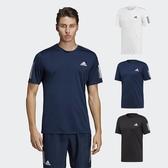 ADIDAS 短袖上衣 網球上衣 運動T恤 吸汗快乾 DP2875 DU0859 DU0858 20FW【樂買網】