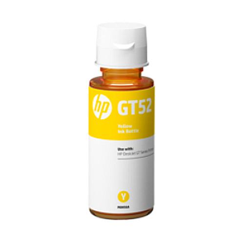 HP GT52 黃色墨水瓶