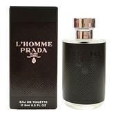 PRADA L'Homme Prada 男性淡香水 9ml (49096)【娜娜香水美妝】