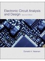 二手書博民逛書店《Electronic Circuit Analysis and