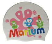 ≡MARIUM≡ KAWAI企鵝團體-矽膠泳帽(共五色) MAR-2608