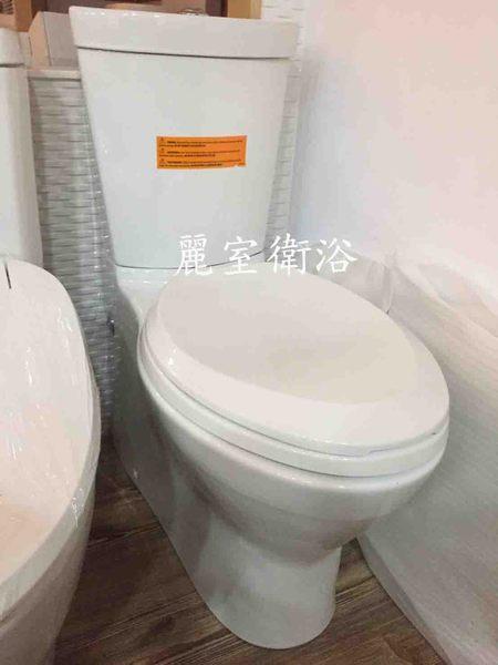 【 麗室衛浴】美國 KOHLER  Persuade系列 馬桶  K-3654T-C-0 附緩降便蓋