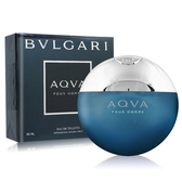 BVLGARI 寶格麗 水能量淡香水 AQVA(50ml) EDT-國際航空版
