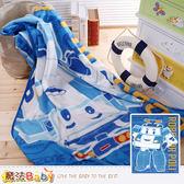 兒童毛毯 POLI波力授權正版刷毛毯 魔法Baby