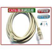 CAT6 高速網路線 1米