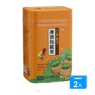 天仁台灣靈芽凍頂烏龍茶300g*2【愛買】