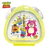 日本限定 迪士尼 玩具總動員 三眼怪&熊抱哥&蛋頭先生 星星版 時鐘 鬧鐘 / 時鐘