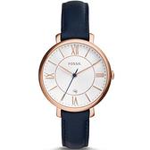 【Fossil】/時尚摩登錶(男錶 女錶 Watch)/ES3843/台灣總代理原廠公司貨兩年保固