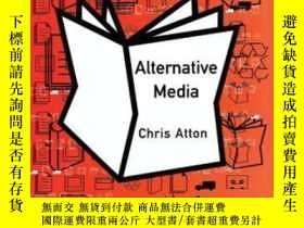 二手書博民逛書店Alternative罕見Media-替代媒體Y436638 Prof Chris Atton Sage Pu