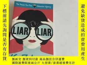 二手書博民逛書店Liar,罕見LiarY13534 Larsen, K. J.