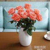 多色玫瑰花花束鮮花速遞百合花康乃馨MG  IGO