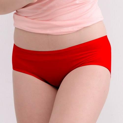 生理褲透氣舒適輕薄貼身包臀-紅 -波曼妮亞