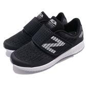 NEW BALANCE 童鞋系列 FRESHFOAM ZANTE PURSUIT -魔鬼氈粉黑色童鞋(中大童)- NO.YXZNPBK