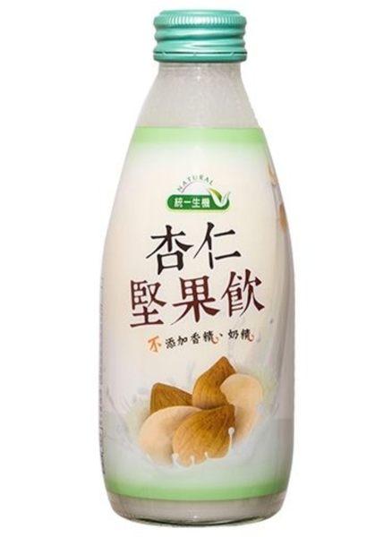 【統一生機】杏仁堅果飲245ml×24入/箱