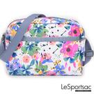 LeSportsac - Standard側背隨身包 (花卉彩繪) 2434P F965