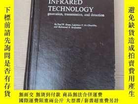 二手書博民逛書店elements罕見of infrared technology