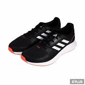 ADIDAS 男慢跑鞋 RUNFALCON 2.0 黑白橘-FZ2803