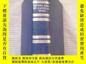 二手書博民逛書店BLISS罕見CARMAN OXFORD BOOK OF AME