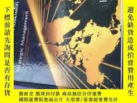 二手書博民逛書店【英文原版】STRATEGIC罕見MANAGEMENT: CONCEPTS AND CASES, 7th 戰略管理