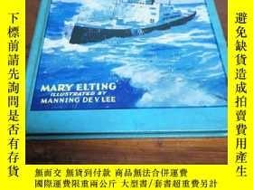 二手書博民逛書店SHIPS罕見AT WORKY121135 出版1953