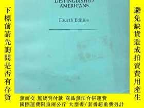 二手書博民逛書店Directory罕見of Distinguished Amer