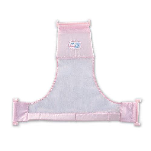 【奇買親子購物網】酷咕鴨KU.KU. 嬰兒沐浴網(藍色/粉色)