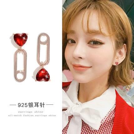 【免運到手價$98】日韓甜美貝殼花朵耳環簡約氣質櫻花耳釘百搭耳飾