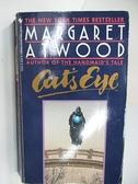 【書寶二手書T8/原文小說_ABZ】Cats Eye_Margaret A Wood