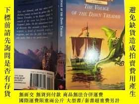 二手書博民逛書店the罕見vorace of the damn treader 那該死的跑步機的漩渦Y200392