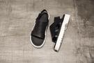 找到自己 MD 日系 時尚 潮 男 複古 高品質 頭層牛皮  黑白撞色 露趾 羅馬涼鞋 休閒鞋 皮鞋