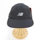 New Balance 運動帽 後可調 LAH03007BK 黑【iSport 愛運動】