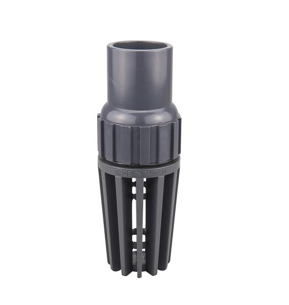 """【久統生活 】3/4"""" 套管底閥。PVC凡而,塑膠開關,球塞,PVC球塞"""