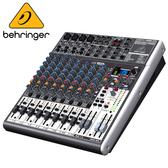 BEHRINGER X1622USB 專業級小型混音器(具XENYX麥克風前置放大器和壓縮器)