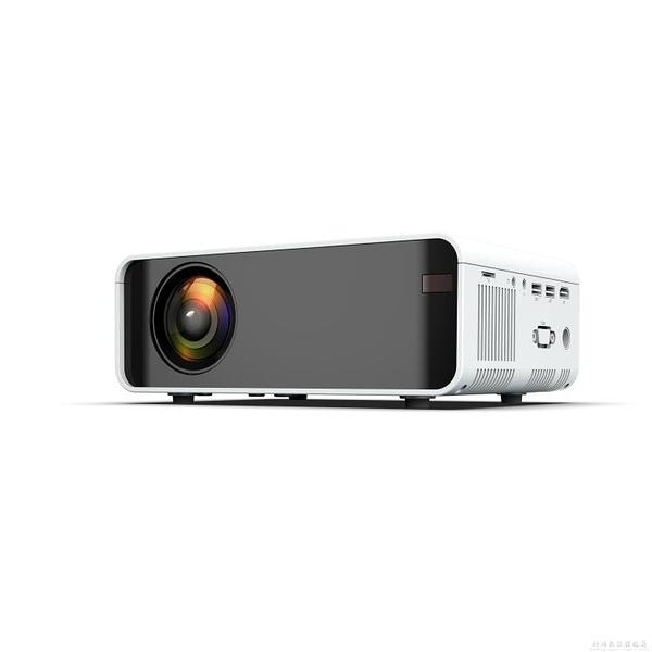 新款投影儀家用wifi無線手機同屏臥室4k高清3D電視投影機1080小型 聖誕節免運