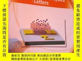二手書博民逛書店Applied罕見Physics Letters Volume