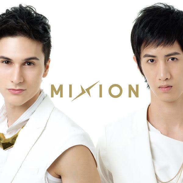 MIXION  首張同名 CD附DVD (音樂影片購)