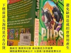 二手書博民逛書店Spy罕見Pups Circus Act:間諜小狗馬戲團法案Y200392