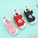 學步鞋 夏季寶寶學步鞋嬰幼兒軟底防滑機能鞋男女兒童沙灘包頭涼鞋0-2歲1