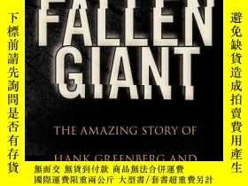 二手書博民逛書店Fallen罕見GiantY256260 Ron Shelp Wiley 出版2006