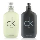 Calvin Klein CK ONE / BE 中性淡香水 200ml Tester(任選)【UR8D】